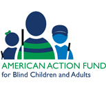 American Action Fund for Blind Children and Adults logo